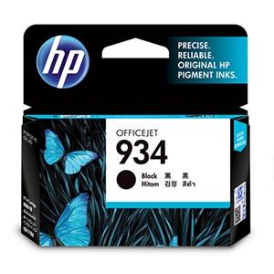 Original HP 934 Black Ink Cartridge (C2P19AE)