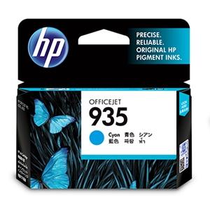 Original HP 935 Cyan Ink Cartridge (C2P20AE)
