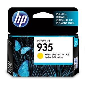 Original HP 935 Yellow Ink Cartridge (C2P22AE)