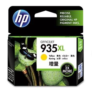 Original HP 935XL High Capacity Yellow Ink Cartridge (C2P26AE)