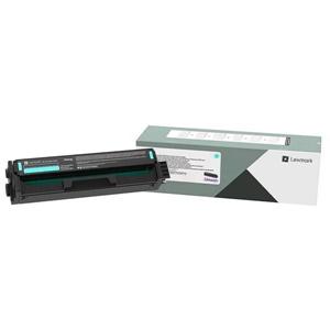 Original Lexmark C3220C0 Cyan Toner Cartridge (C3220C0)