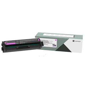 Original Lexmark C332HM0 Magenta High Capacity Toner Cartridge (C332HM0)