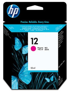 Original HP 12 Magenta Ink Cartridge (C4805A)