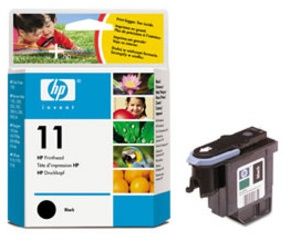 Original HP 11 Black Printhead (C4810A)