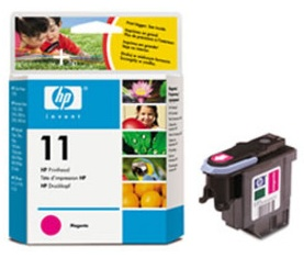 Original HP 11 Magenta Printhead (C4812A)