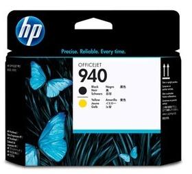 Original HP 940 Black &Yellow Printhead Pack (C4900A)
