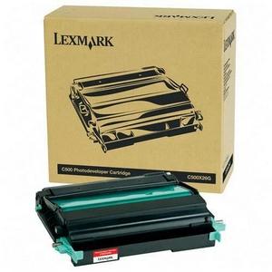 Original Lexmark C500X26G Black Photodeveloper Unit