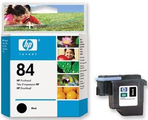 Original HP 84 Black Printhead (C5019A)