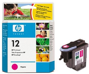 Original HP 12 Magenta Printhead (C5025A)