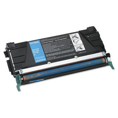 Lexmark C5220CS Cyan Compatible Toner Cartridge