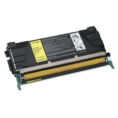 Lexmark C5220YS Yellow Compatible Toner Cartridge