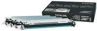 Original Lexmark C53034X Photoconduct Unit 4 pack