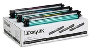 Original Lexmark C540X34G Yellow Photo Developer Cartridge