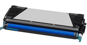 Compatible Lexmark 0C734A1CG Cyan Toner Cartridge
