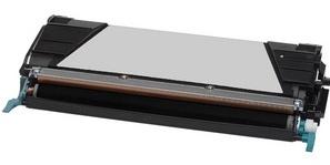 Compatible Lexmark 0C734A1KG Black Toner Cartridge