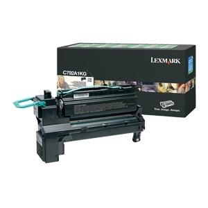 Original Lexmark C792A1KG Black Toner Cartridge