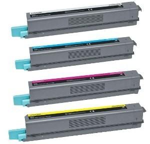 Compatible Lexmark C925H Toner Cartridge Multipack (Black/Cyan/Magenta/Yellow)