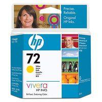 HP Original No. 72 Yellow Ink Cartridge (69ml)