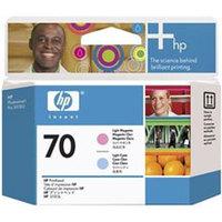 HP Original Printhead No. 70 Light Cyan and Light Magenta