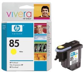 Original HP 85 Yellow Printhead (C9422A)