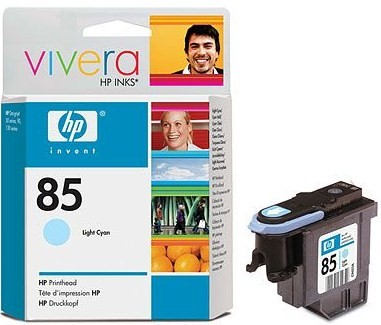 Original HP 85 Light Cyan Printhead (C9423A)