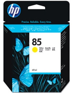 Original HP 85 Yellow Ink Cartridge (C9427A)