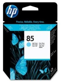 Original HP 85 Light Cyan Ink Cartridge (C9428A)