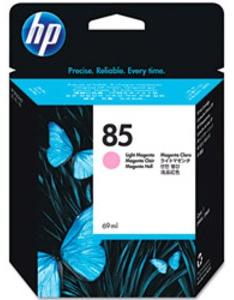 Original HP 85 Light Magenta Ink Cartridge (C9429A)