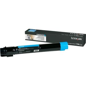 C950X2CG Cyan Toner Cartridge