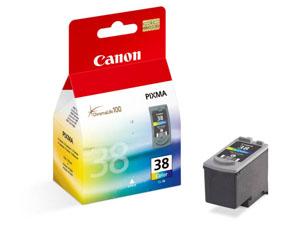 CL-38 Original Canon Colour Ink Cartridge