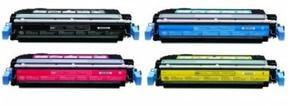 Compatible HP CB40 Toner Cartridge Multipack (Black/Cyan/Magenta/Yellow)