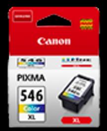 Original Canon CL-546XL High Capacity Colour Ink Cartridge (8288B004)