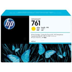 Original HP 761 Yellow Inkjet Cartridge (CM992A)