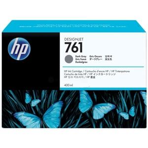 Original HP 761 Dark Grey Inkjet Cartridge (CM996A)