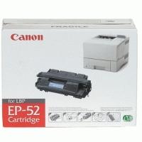Original EP-52 Canon Black Toner Cartridge