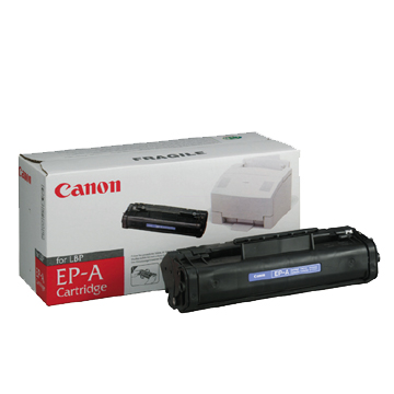 Original EP-A Canon Black Toner Cartridge