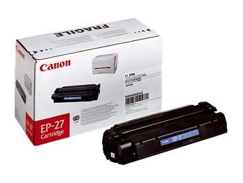 Original EP27 Canon Black Toner Cartridge