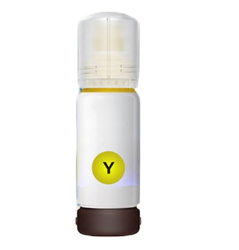 Epson Compatible 102 Yellow Ecotank Ink Bottle