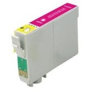Epson Compatible 502XL Magenta High Capacity Ink Cartridge (T02W3)