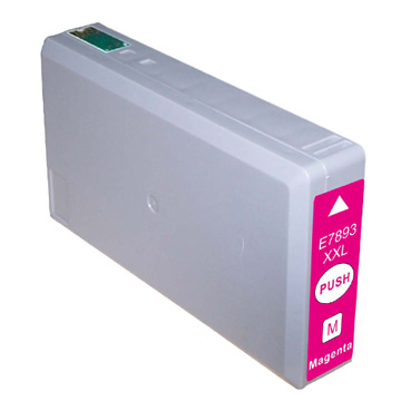 Compatible Epson 78XXL (T7893) Magenta High Capacity Ink Cartridge