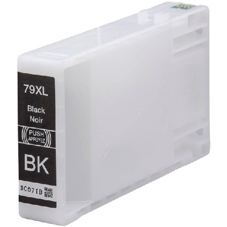 Compatible Epson 79XL (T7901) Black High Capacity Ink Cartridge