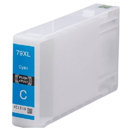 Compatible Epson 79XL (T7902) Cyan High Capacity Ink Cartridge