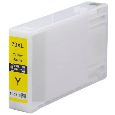 Compatible Epson 79XL (T7904) Yellow High Capacity Ink Cartridge