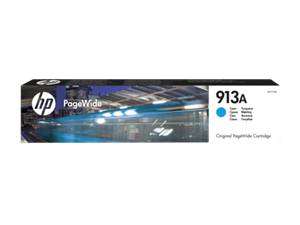 Original HP 913A Cyan Inkjet Cartridge (F6T77AE)