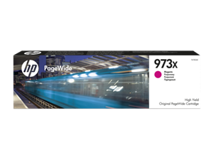 Original HP 973X Magenta High Capacity Inkjet Cartridge (F6T82AE)