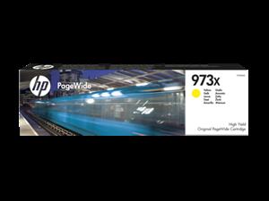 Original HP 973X Yellow High Capacity Inkjet Cartridge (F6T83AE)