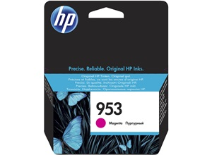 Original HP 953 Magenta Inkjet Cartridge (F6U13AE)