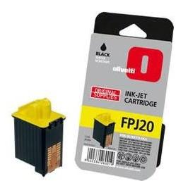 Original Olivetti FPJ20 Black Fax Cartridge