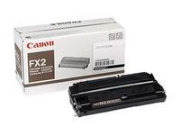Original FX2 Canon Black Toner Cartridge