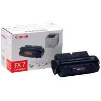 Original FX7 Canon Black Toner Cartridge